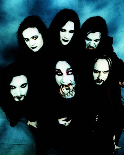 cradle of filth. Cradle Of Filth picture