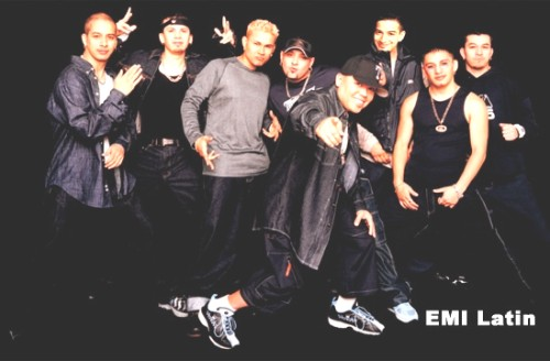 kumbia kings all stars lyrics:
