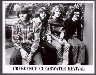 Creedence Clearwater Revival - humilde homenaje