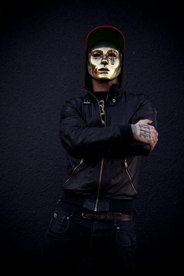 Hollywood undead unmasked