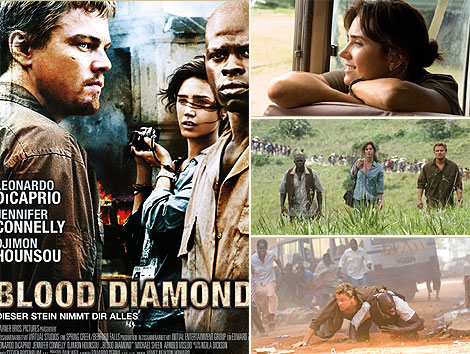 blood diamond movie analysis essay Essay preview the movie blood diamond was released in 2006 and featured leonardo di caprio as an arms smuggler whose main goal is to obtain a seemingly priceless diamond from a villager during the civil war in sierra leone the film, although it has been called mild in comparison to reality.