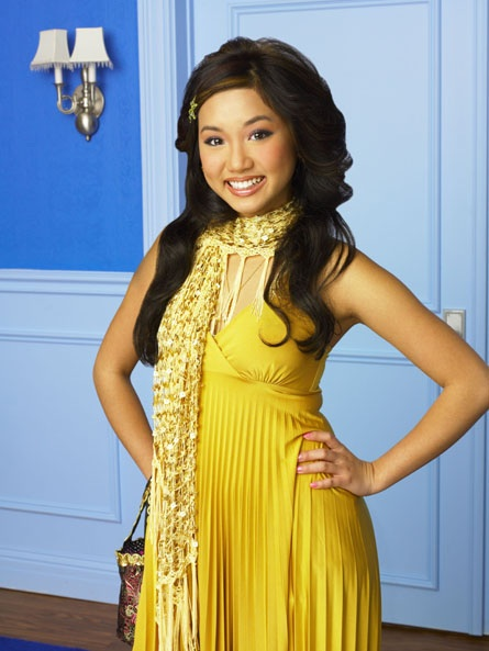 London Tipton Brenda Song