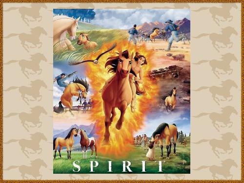 Spirit Stallion of the cimarron in Circassian language