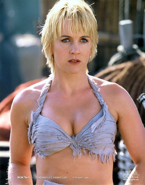 renee o connor hot and sexy