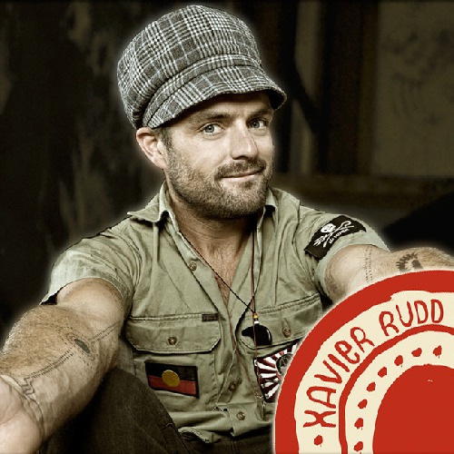 Xavier Rudd Tattoos