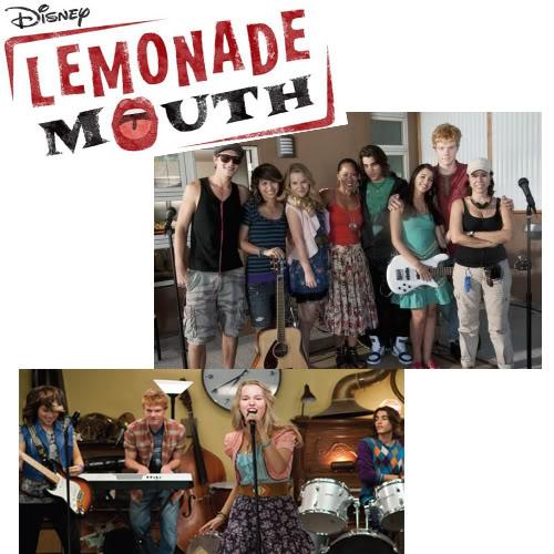 Lemonade Mouth lyrics