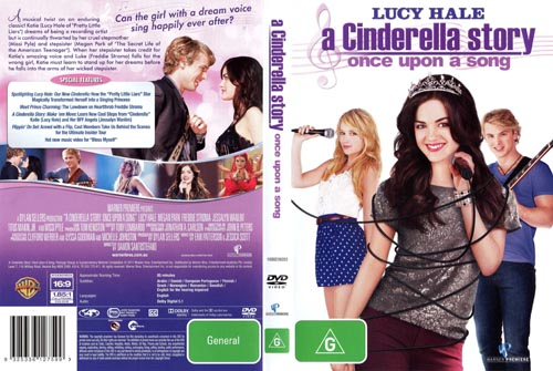A cinderella s   A Cinderella Story Once Upon A Song Soundtrack