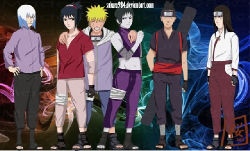 Naruto Funny boys'(girls dress) -