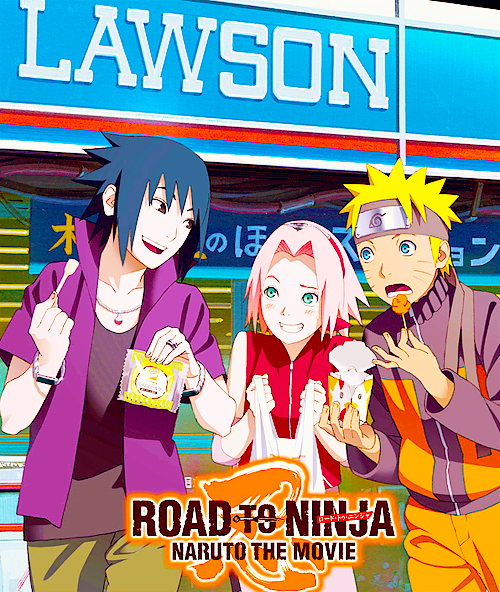 Naruto Shippuden The Movie 6 ROAD TO NINJA (Sub Indo)