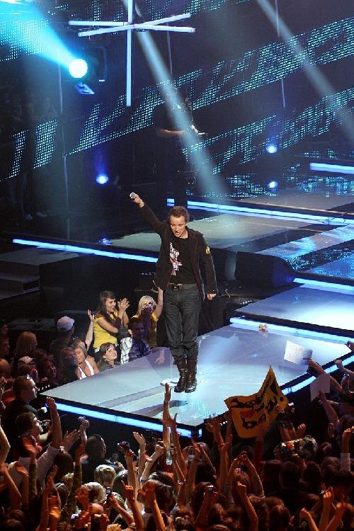 Feel na ESKA Music Awards 2008.