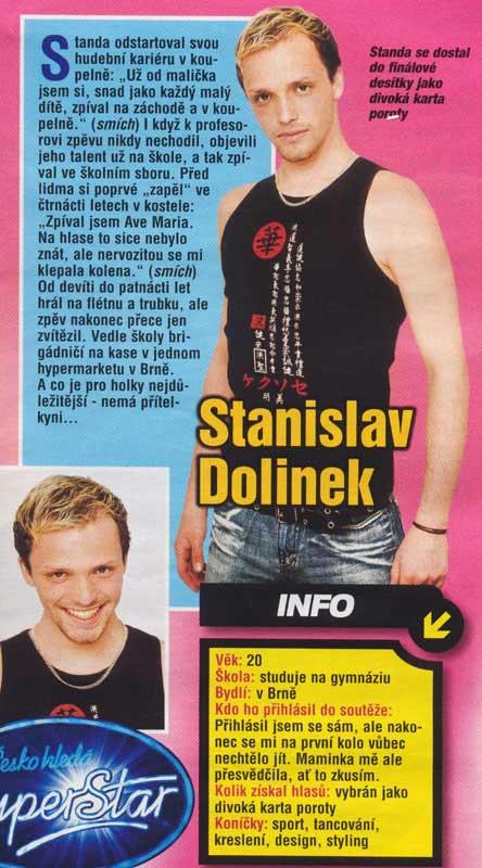Standa Dolinek