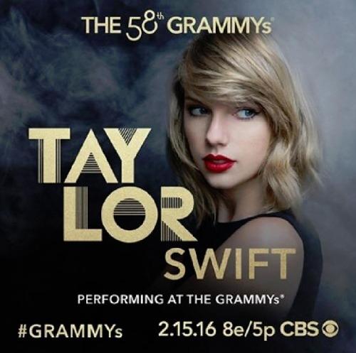 Taylor na 58 Grammy