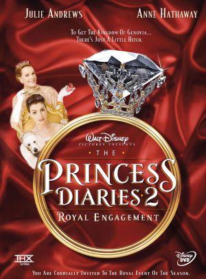 Soundtrack - Deník princezny 2 Královské povinnosti