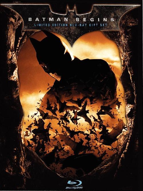 Soundtrack - Batman začíná