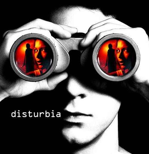 Úvodní obrázek filmu Disturbia