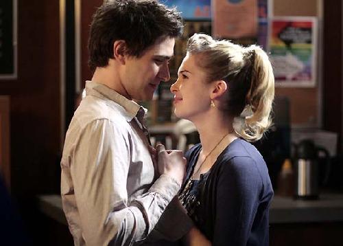 Kyle and Amanda