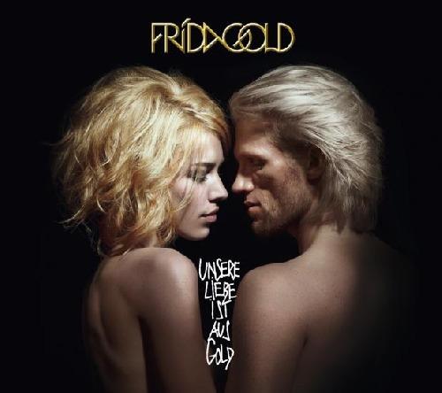 Single CD Unsere Liebe ist aus Gold