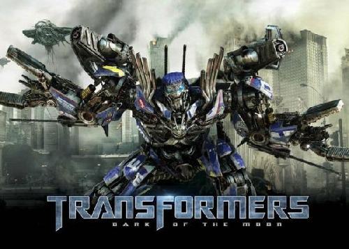 Soundtrack - Transformers 3