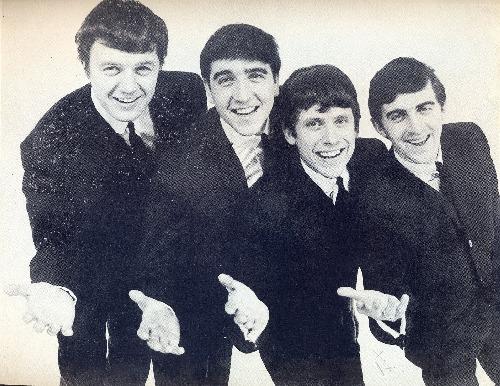 Zľava: Les Braid, Ralph Ellis, Norman Kuhlke a Ray Ennis.