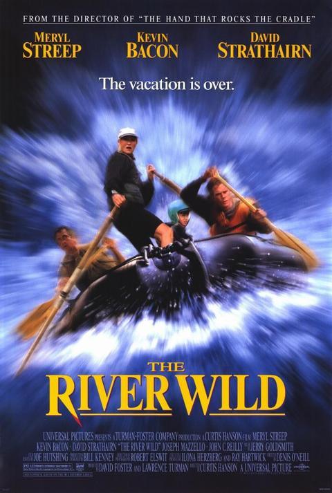 Soundtrack - Divoká řeka