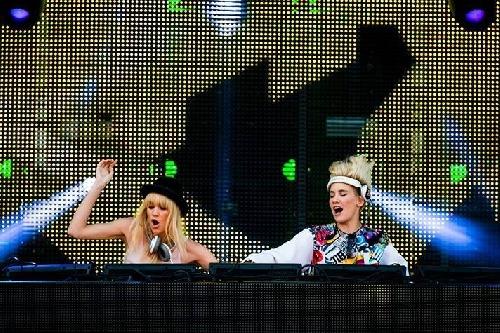 NERVO na Tomorrowlandu 2014 #1