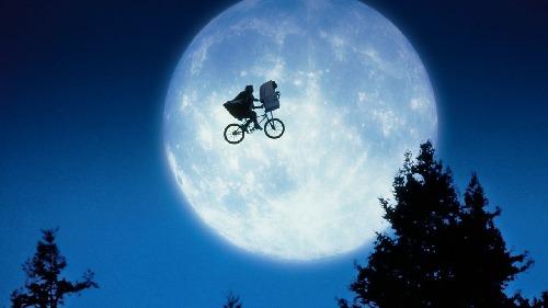 Soundtrack E.T. mimozemšťan