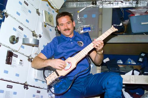 Hadfield Chris