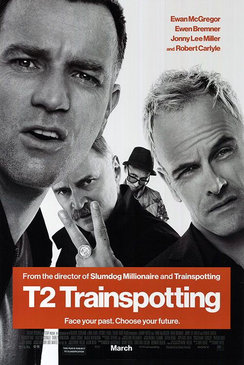Soundtrack Trainspotting 2