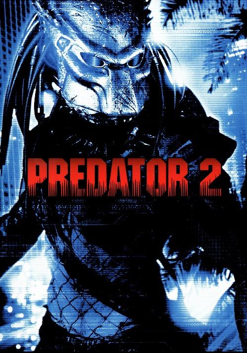 Soundtrack - Predátor 2