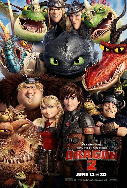 Soundtrack Jak vycvičit draka 2