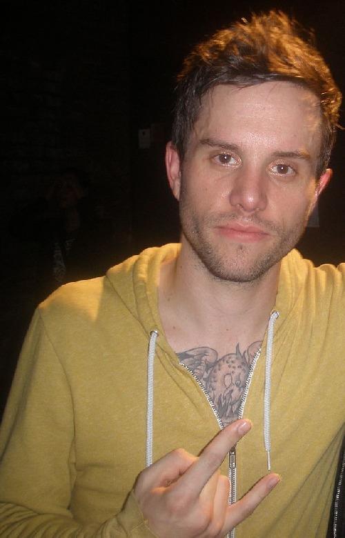 Tommy po koncerte