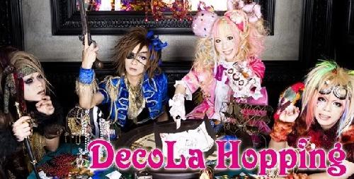 DecoLa Hopping