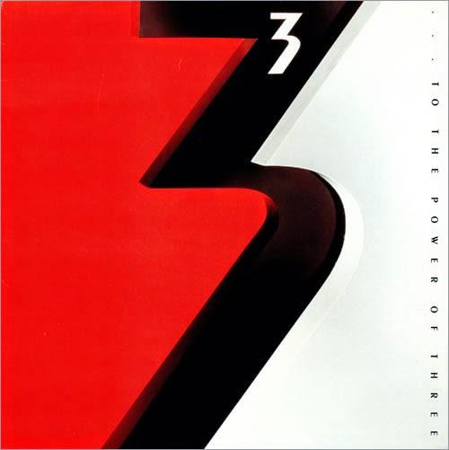Obal jejich jediného alba - To The Power Of Three (1988)
