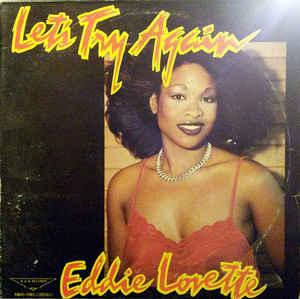 Eddie Lovette jeho album Let´s Try Again