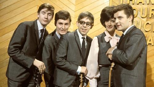 Zľava: Alan Ward, Denis D'Ell, Martin Murray, Honey Lantree a John Lantree