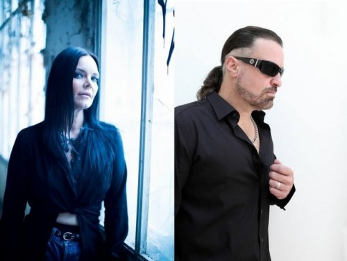Anette Olzon a Russell Allen