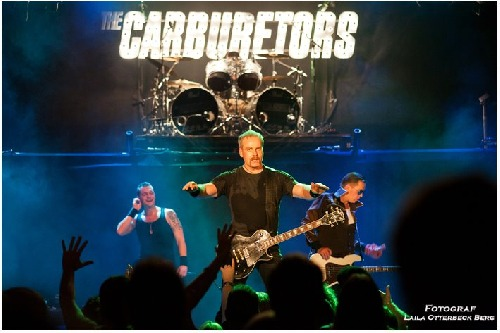 Najlepsia kapela na svete !! The Carburetors ! <3